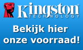 Kingston voorraad