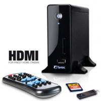 "Fantec MM-CH36US Mediaplayer 3,5"" SATA, HDMI, Card Reader, USB-Host"