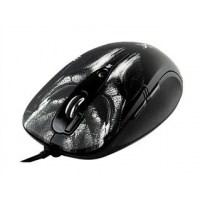 Anti-vibration gaming mouse
