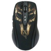 Full speed USB Anti-vibrate Laser gaming mouse