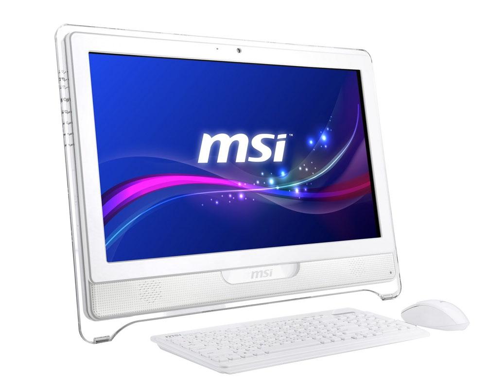 volledige desktops witte msi touchscreen all in one computer. Black Bedroom Furniture Sets. Home Design Ideas
