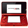 Nintendo 3DS, Console (Metallic Red) 3DS